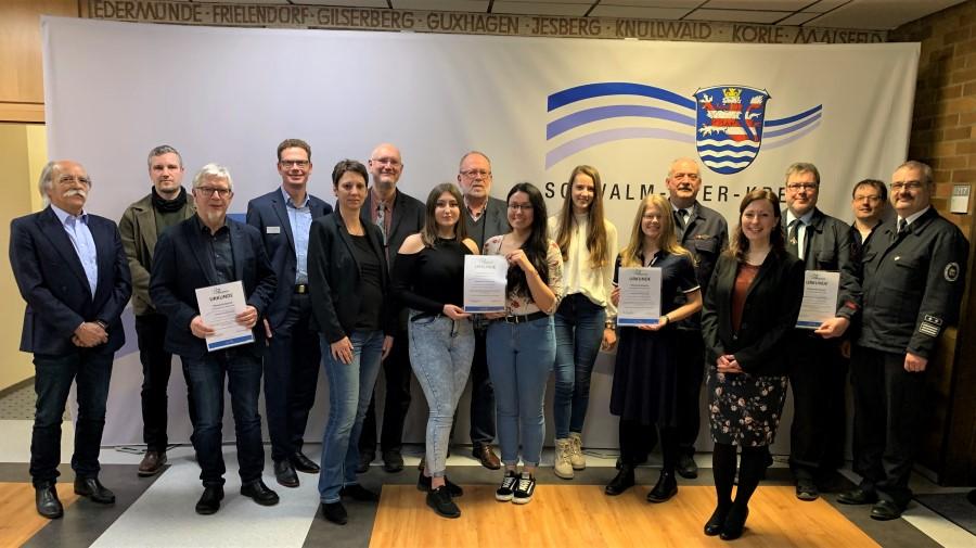 Verleihung Klimaschutzpreis 2019 web