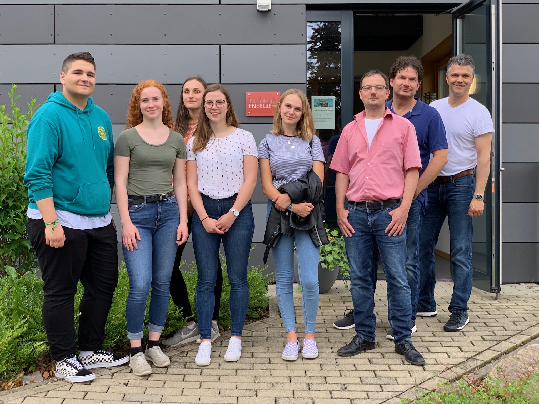 Besuch Technikhaus KSR fff 20190611